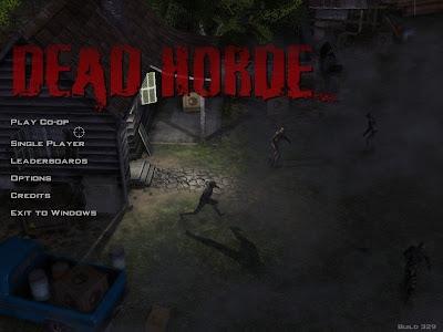 games Download   Dead Horde   PC (2011)