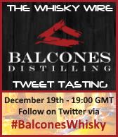 Balcones Tweet Tasting IIII