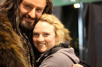Richard Armitage and Tami Lane