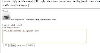 Cara Update Status Twitter Otomatis
