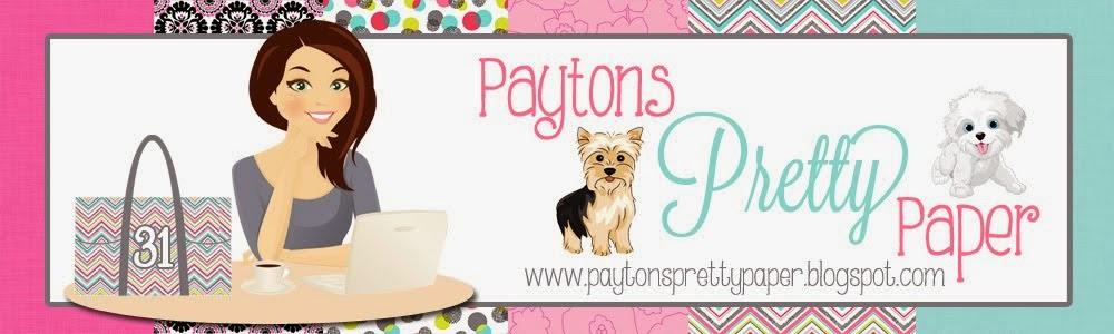 payton's pretty paper