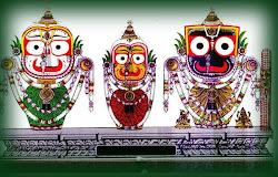 Jagannatha, Baladeva e Subhadra