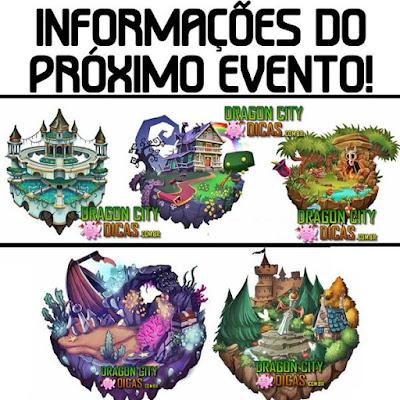Informações do Próximo Evento!