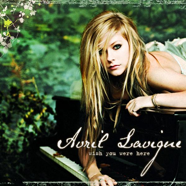 Avril Lavigne│ Wish you were here lyrics