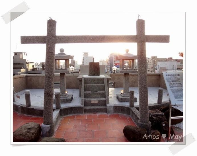 台南,景點,推薦,林百貨,稻荷神社