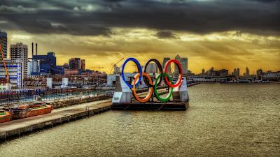 Olympics Games London 2012 HD Desktop Wallpaper