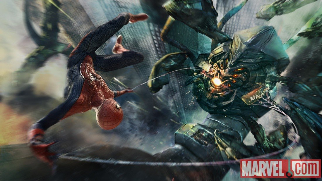 The full trailer for the amazing spider man will air during spike tv s