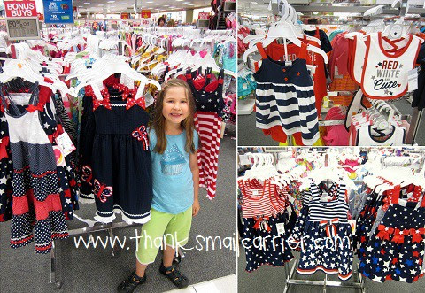 July 4th Thank You 4th of July Kids Clothes