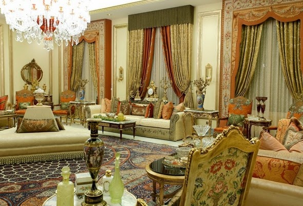 Ideas de diseño de interiores de lujo 1