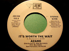 Azaro – It's Worth The Wait 1980s