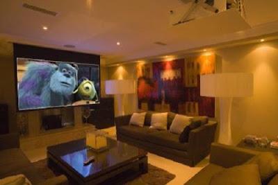 Muebles y decoraci n de interiores salas y salones con for Muebles salon diseno italiano