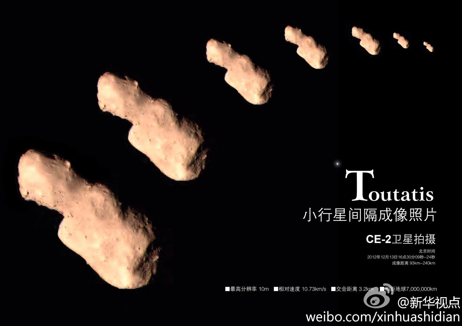 asteroid 4179 toutatis - photo #16