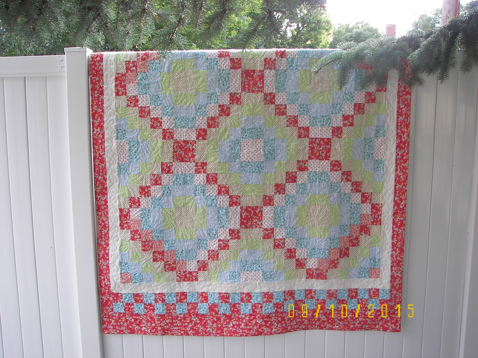 Elaine Adair Pieces: Sprockets, a Linus Quilt, and THE Solution to Janome 6500 skipping stitches ...