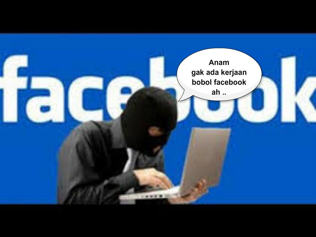 Trik agar akun facebook tidak bisa di hack