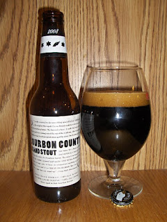 Goose Island Bourbon County Brand Stout 2008