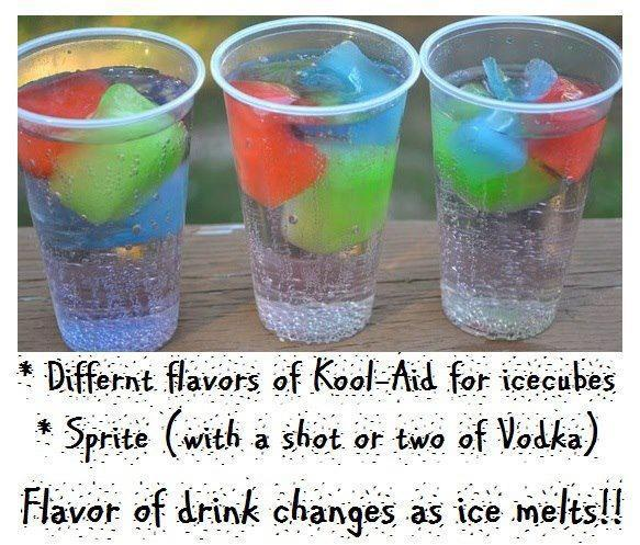 The crazy moore family easy summer drink recipe for Summer drinks for party