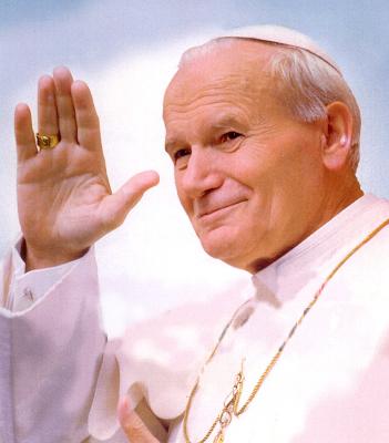 """Beato João Paulo II - """"O missionário da Juventude"""""""