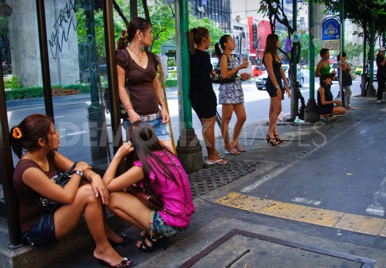 О проституции в москве