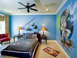 foto desain kamar anak laki-laki simpel