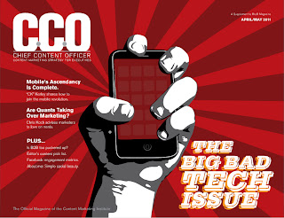 Chief Content Officer Magazine & Technology!