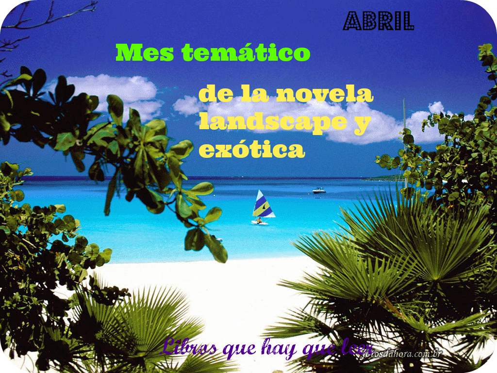 Mes novela exótica/landscape