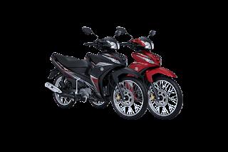 Desain dan Fitur Yamaha All New Jupiter Z1 SW