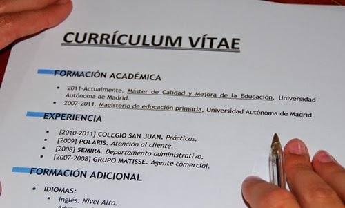 Modelos de Curriculum Vitae 2015 para ImprimirModelos de
