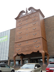 In Greensboro, NC, furniture is the BIG thing!