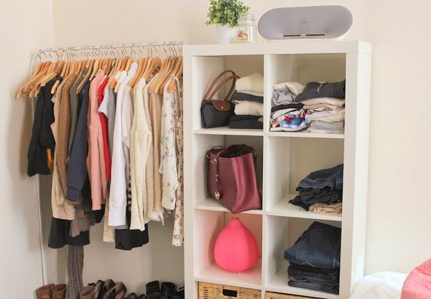 Rangement Dressing sur Pinterest