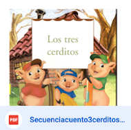 """CONSTRUCCIÓN DE"""" LOS TRES CERDITOS"""""""