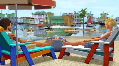 Preview do The Sims 3 Ilha Paradisíaca 4