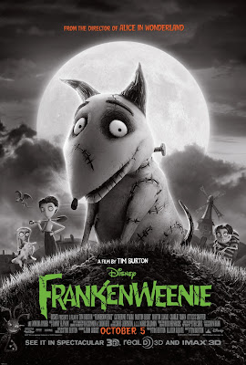 Frankenweenie Coming to Blu-Ray and DVD January 8th – Reader Giveaway