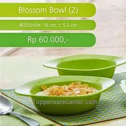 Blossom Bowl (2), Tupperware Indonesia