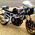 TRX 850 Cafe Racer