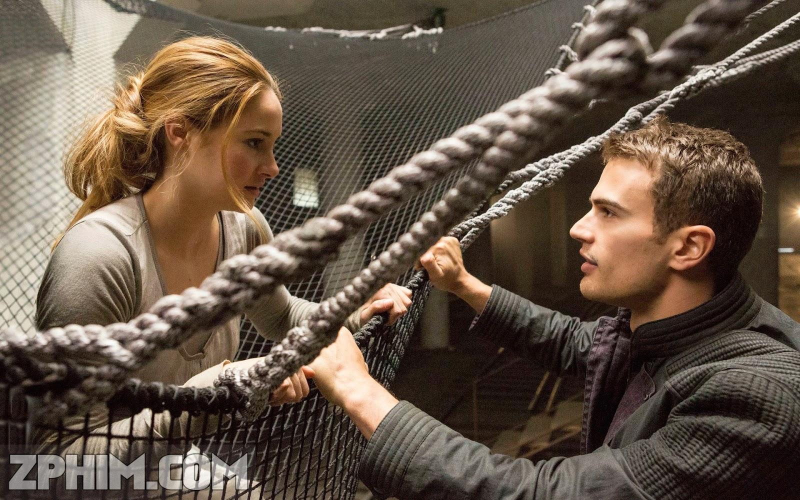 Ảnh trong phim Dị Biệt - Divergent 3
