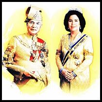 DYMM Paduka Seri Sultan Perak dan DYMM Raja Permaisuri