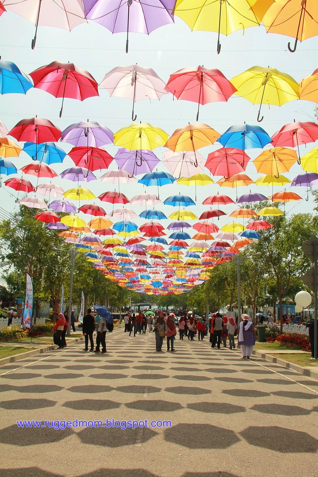 Festival Bunga dan Taman di Floria Putrajaya