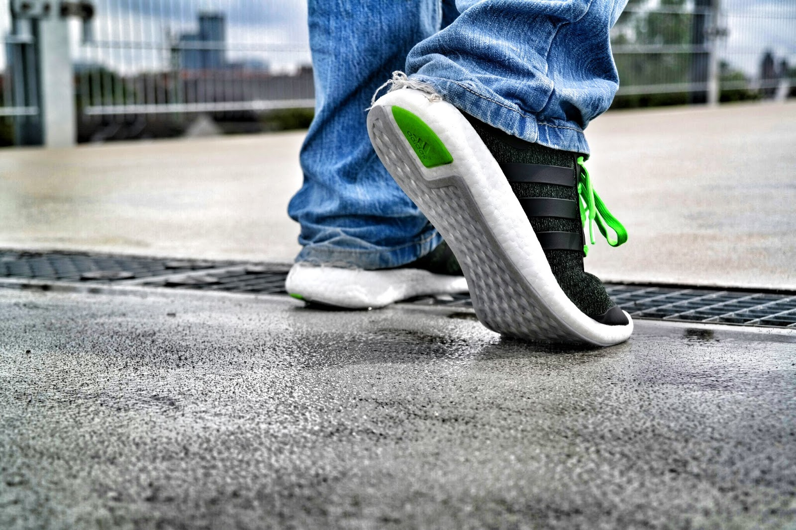 adidas Pure Boost Reveal footlocker Exklusiv Atomlabor Blog