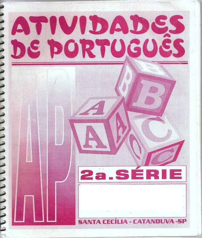Caderno De Atividades De Portugu  S Para O 3   Ano