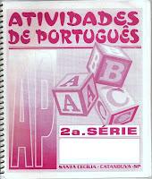 Caderno de Atividades de Português  para o 3° ano