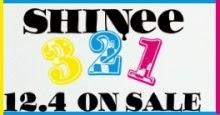"SHINee ""3 2 1"""