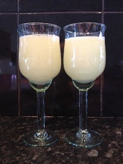 Ginger and lemon juice