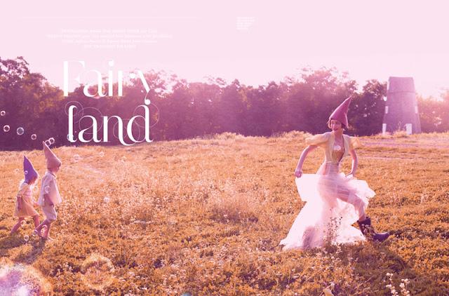 Andressa Fontana by Amanda Pratt for KAREN
