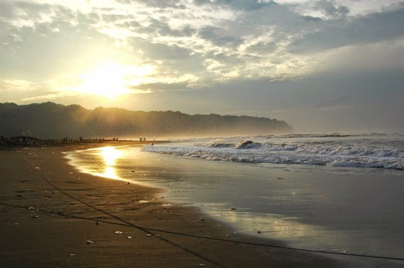 Obyek Wisata Pantai Parangtritis Yogyakarta Wiki Wisata