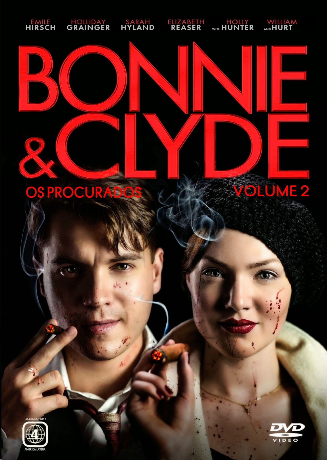 Bonnie e Clyde: Os Procurados – Dublado (2013)