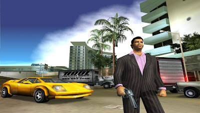 Grand theft Auto Vice City Screenshots 3
