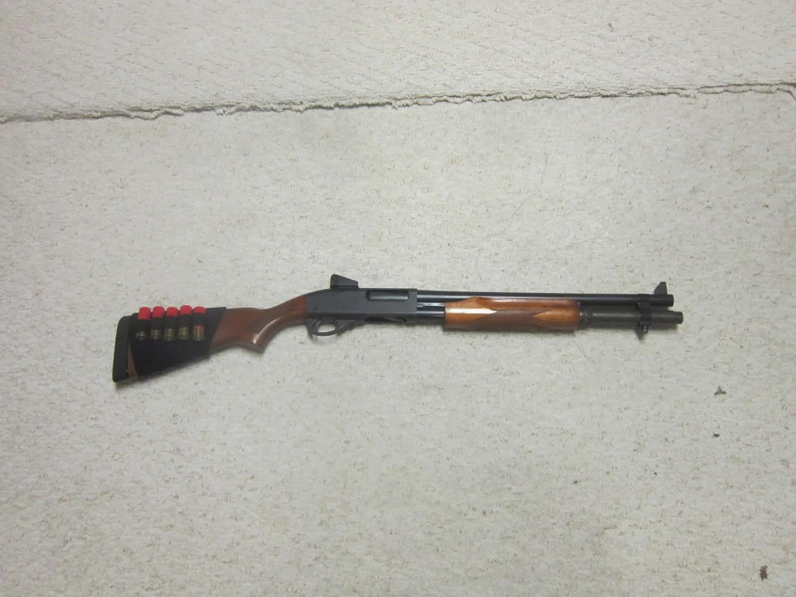 Total Survivalist Blog Remington 870