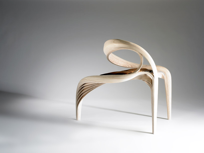 Sculptural Wooden Furniture By Joseph Walsh Spicytec
