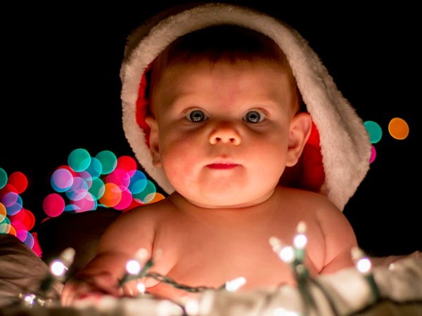 Consejos para mantener sanos a los niños en Navidad