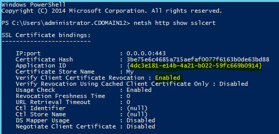 solved] Escepe verify client cert revocation CRL in IIS 8.X ...